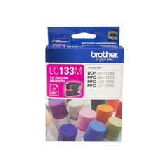 Brother LC133M Ink - Magenta