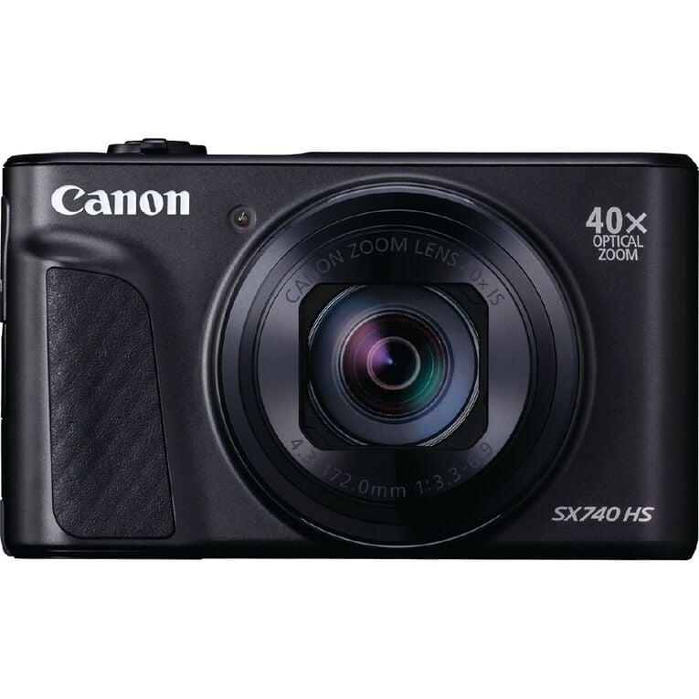 Canon Powershot SX740HS Black, , hi-res