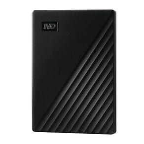 WD My Passport 1TB USB 3.0 External HDD - Black