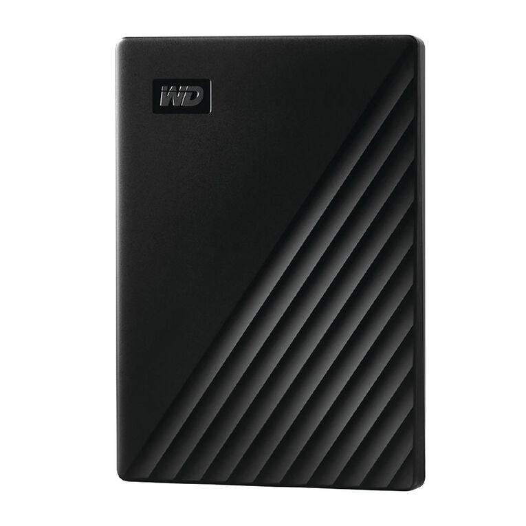 WD My Passport 1TB USB 3.0 External HDD - Black, , hi-res