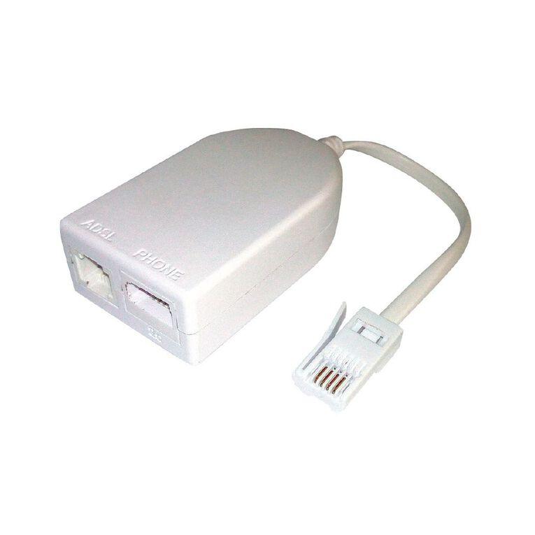 Endeavour ADSL Line Filter, , hi-res
