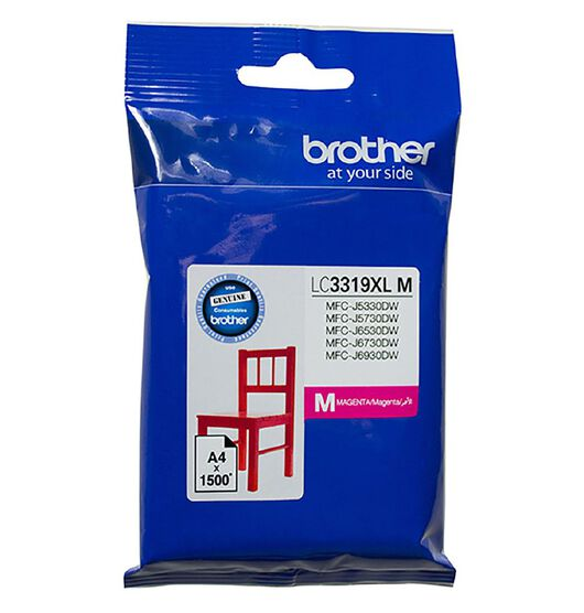 Brother LC3319XLM Ink - Magenta