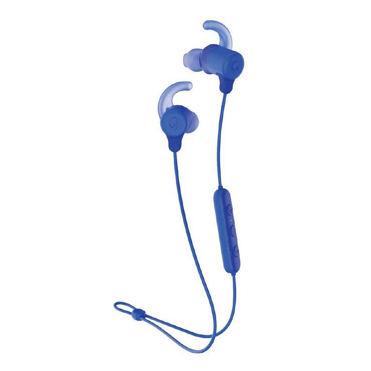 Skullcandy Jib+ Active Wireless In-Ear Headphones - Cobalt Blue, , hi-res
