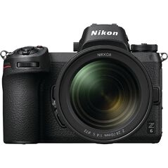 Nikon Z 6 Mirrorless Camera with 24-70mm Lens
