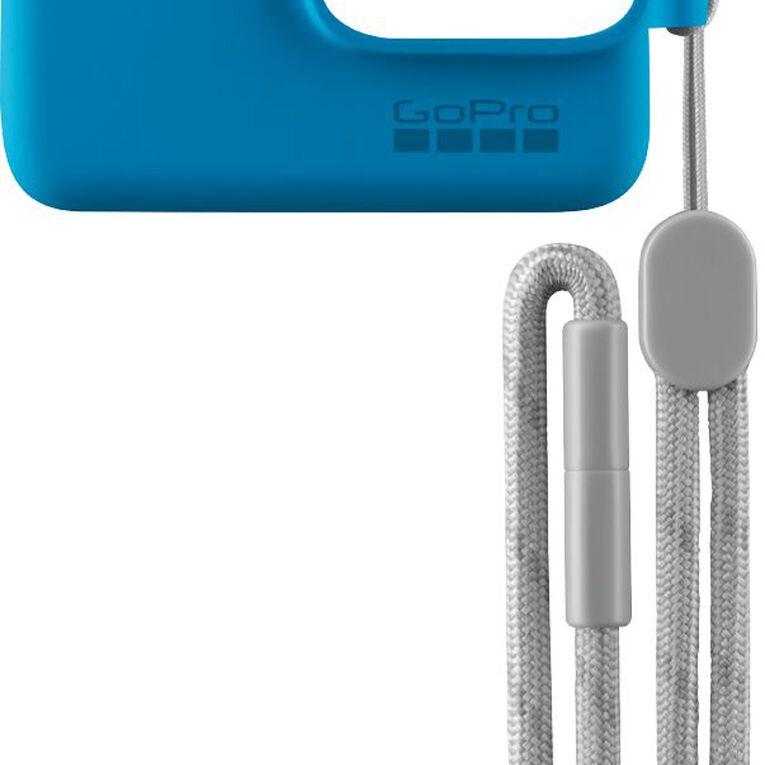 GoPro Sleeve & Lanyard - Blue, , hi-res