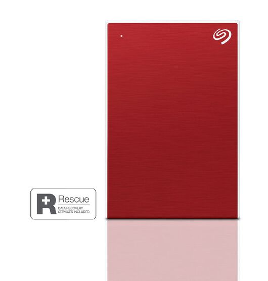 Seagate 1TB One Touch Portable - Red