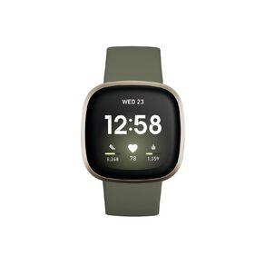Fitbit Versa 3 Olive Soft Gold