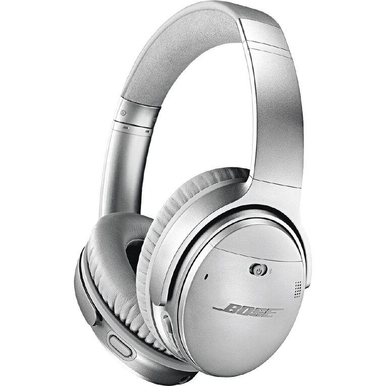 Bose QuietComfort 35 II Wireless Headphones Silver, , hi-res