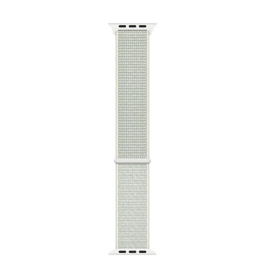 Apple 44mm Spruce Aura Nike Sport Loop
