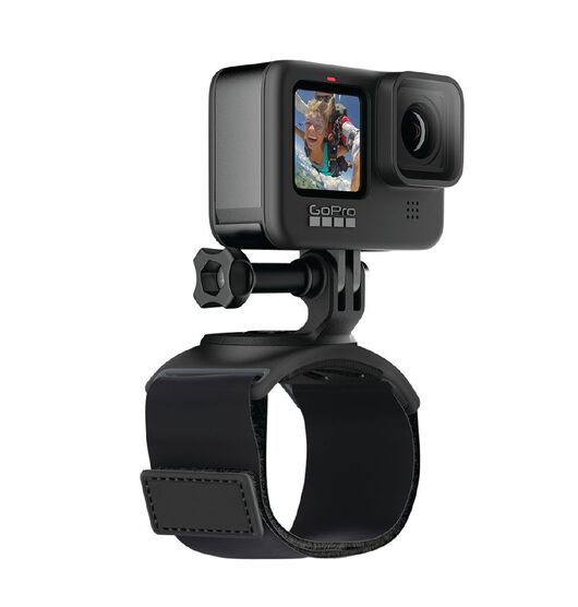 GoPro The Strap- Hand/Wrist/Arm/Leg Mount for GoPro Action Camera