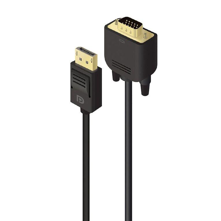 ALOGIC DisplayPort to VGA Cable 2m, , hi-res