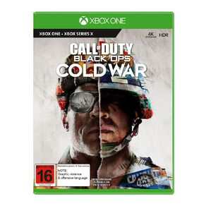 Xbox One Call of Duty Black Ops: Cold War