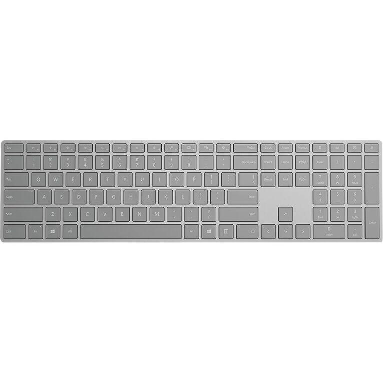 Microsoft Slim Bluetooth Surface Keyboard, , hi-res