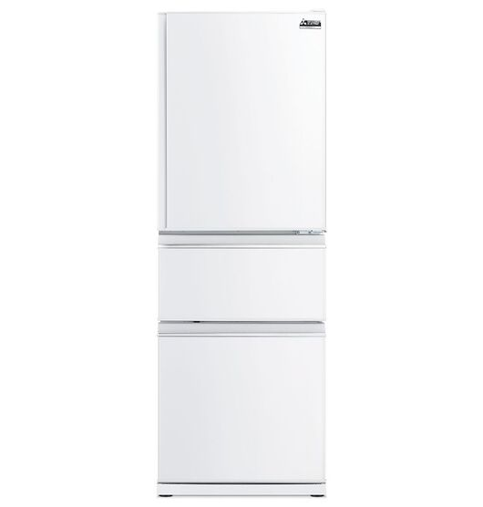 Mitsubishi 370 Litre Multi-Drawer Fridge Freezer