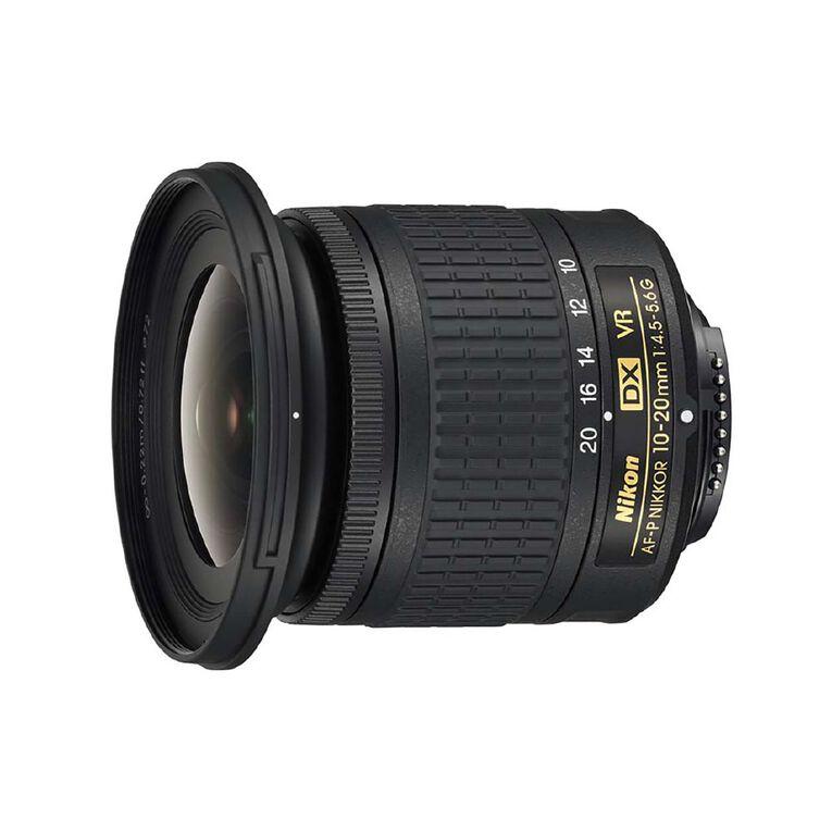 Nikon AF-P DX NIKKOR 10-20mm f/4.5-5.6G VR Lens, , hi-res