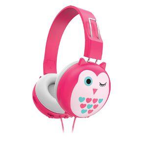 Endeavour Kids Headphones - Owl
