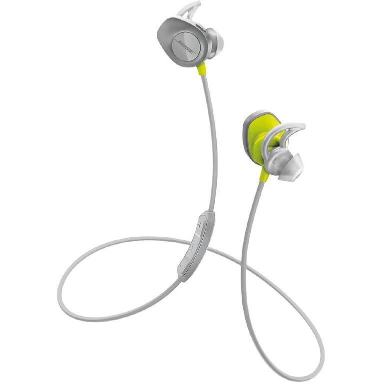 Bose SoundSport® Wireless Headphones - Citron, , hi-res