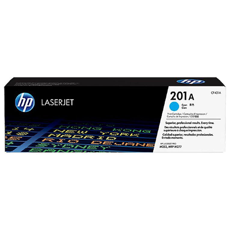 HP 201A Cyan Toner Cartridge, , hi-res