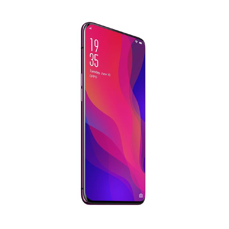 OPPO Find X Smartphone Red, , hi-res