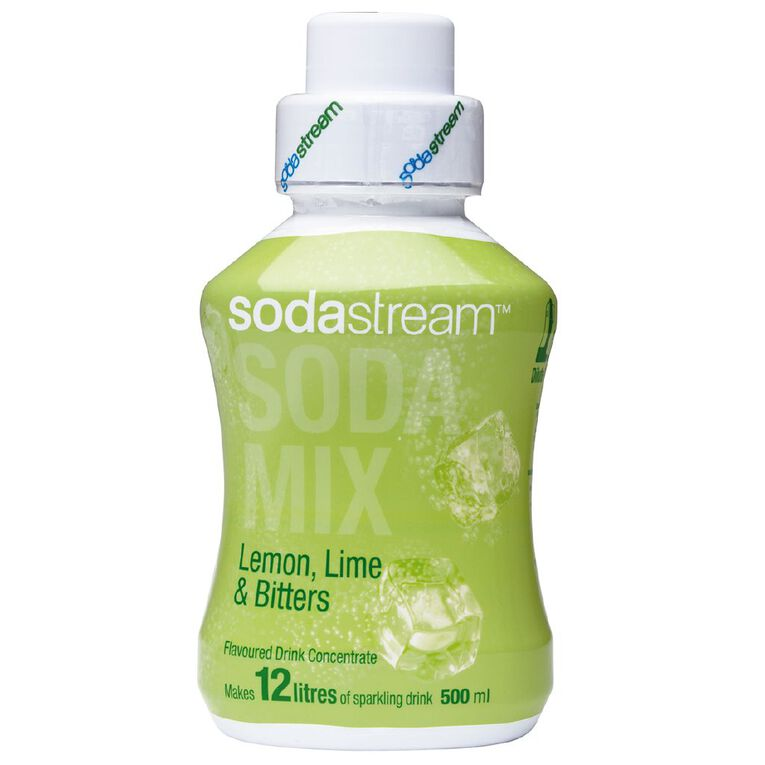 Sodastream Lemon, Lime & Bitters Syrup, , hi-res