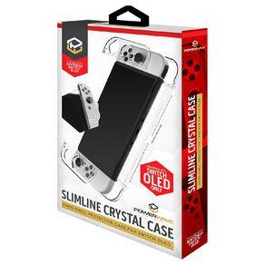 Powerwave Switch OLED Slimline Crystal Case