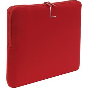 """Tucano 13-14"""" Colore Sleeve - Red"""