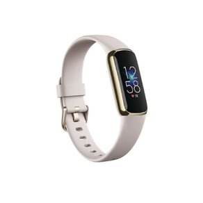 Fitbit Luxe Soft Gold/White