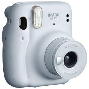Fujifilm Instax Mini 11 Instant Photo Camera - White