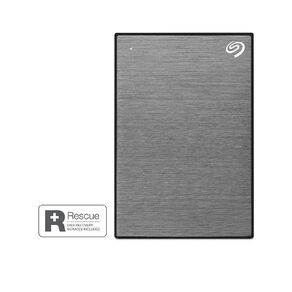 Seagate 5TB One Touch Portable - Space Grey