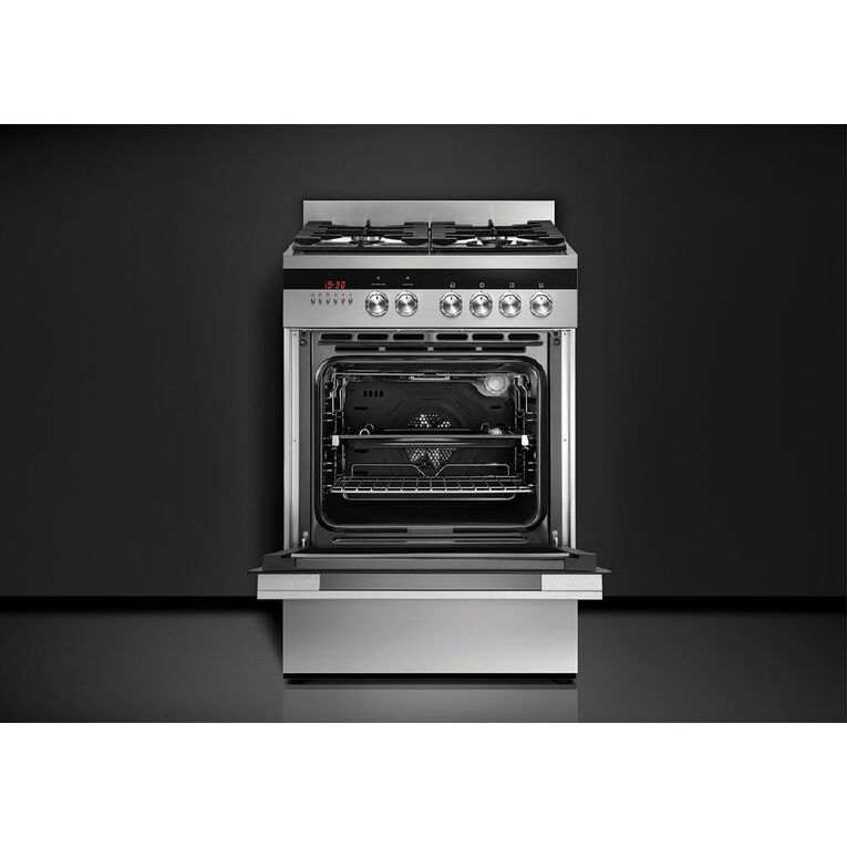 Fisher & Paykel 60cm Gas/Electric Freestanding Oven, , hi-res