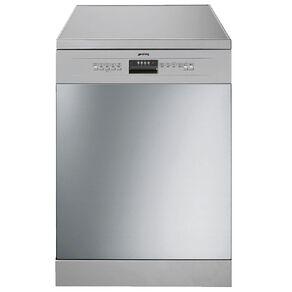 Smeg 60cm Stainless Steel Freestanding Dishwasher
