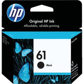 HP No.61 Ink - Black
