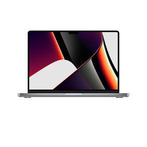 Apple 14inch MacBook Pro M1 Pro chip 8C CPU, 14C GPU, 512GB SSD - Space Grey