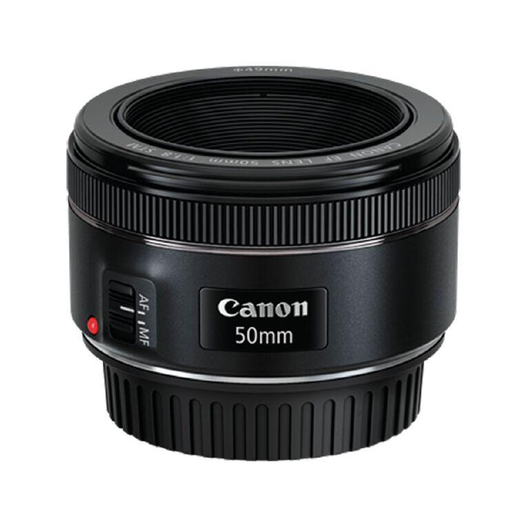 Canon EF 50mm F1.8 STM Portrait Lens, , hi-res