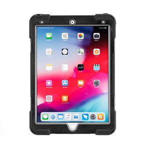 """3SIXT Apache Case With Pen Holder For iPad 10.2"""" - Black"""