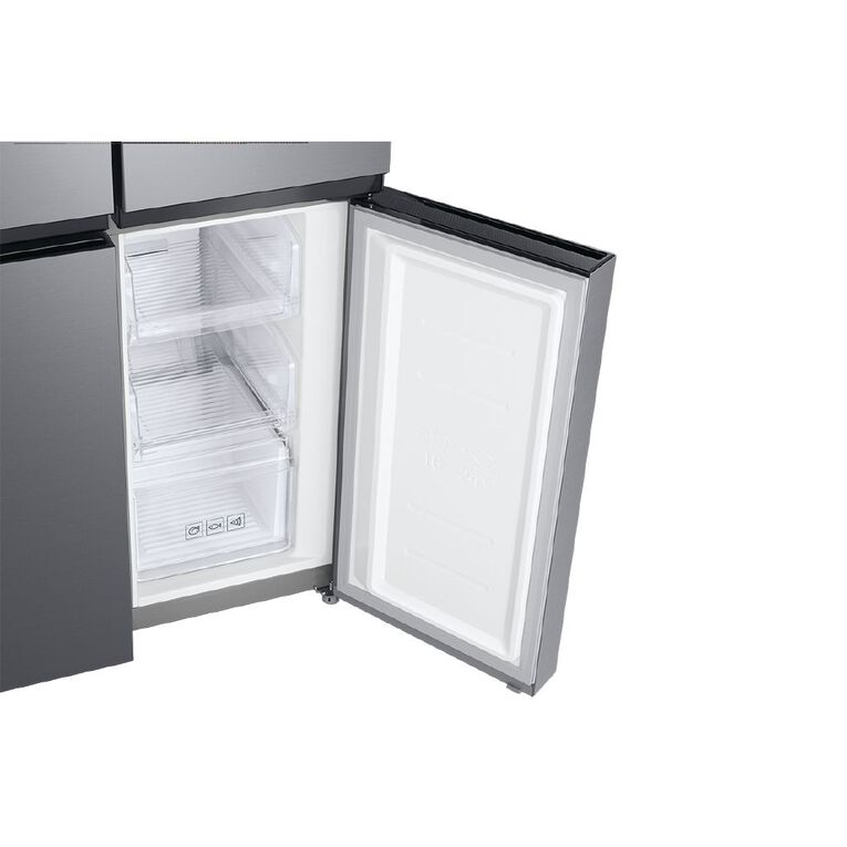 Samsung 488L French Door Fridge Freezer - Silver, , hi-res