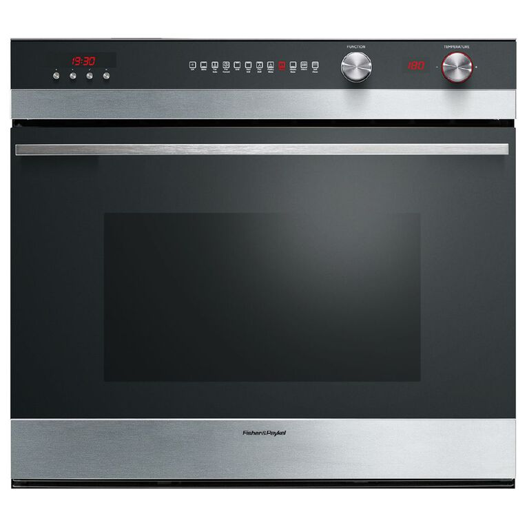 Fisher & Paykel 76cm Pyrolytic Wall Oven, , hi-res