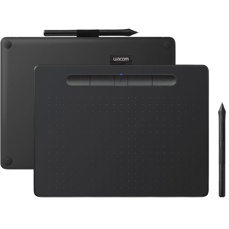Wacom Intuos Comfort Plus Bluetooth M - Black, , hi-res