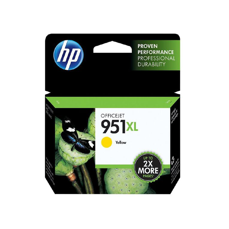 HP 951XL Ink - Yellow, , hi-res