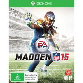 Electronic Arts MADDEN NFL 15 XB1