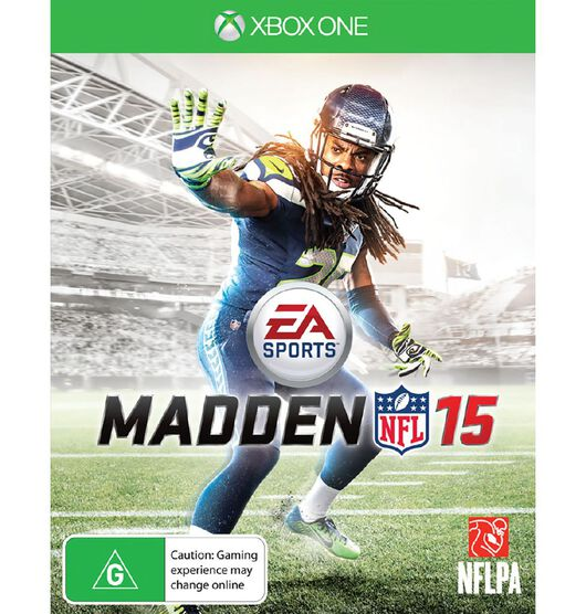 Electronic Arts MADDEN NFL 15 XB1
