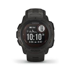Garmin Instinct Solar Smartwatch Graphite
