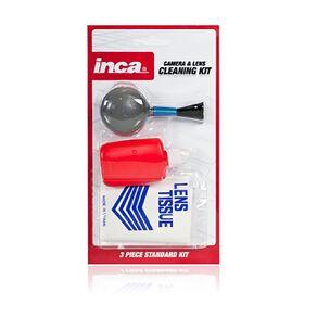 Inca Camera & Lens Cleaning Kit