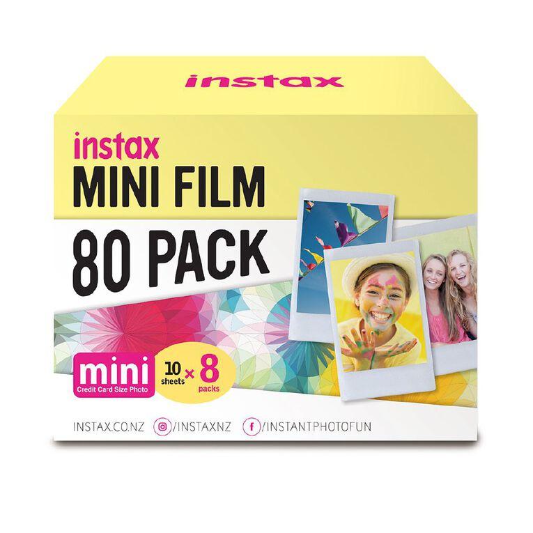 Fujifilm Instax Mini Film Limited Edition 80 Pack, , hi-res