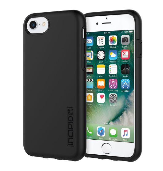 Incipio DualPro iPhone 7/8 Case - Black