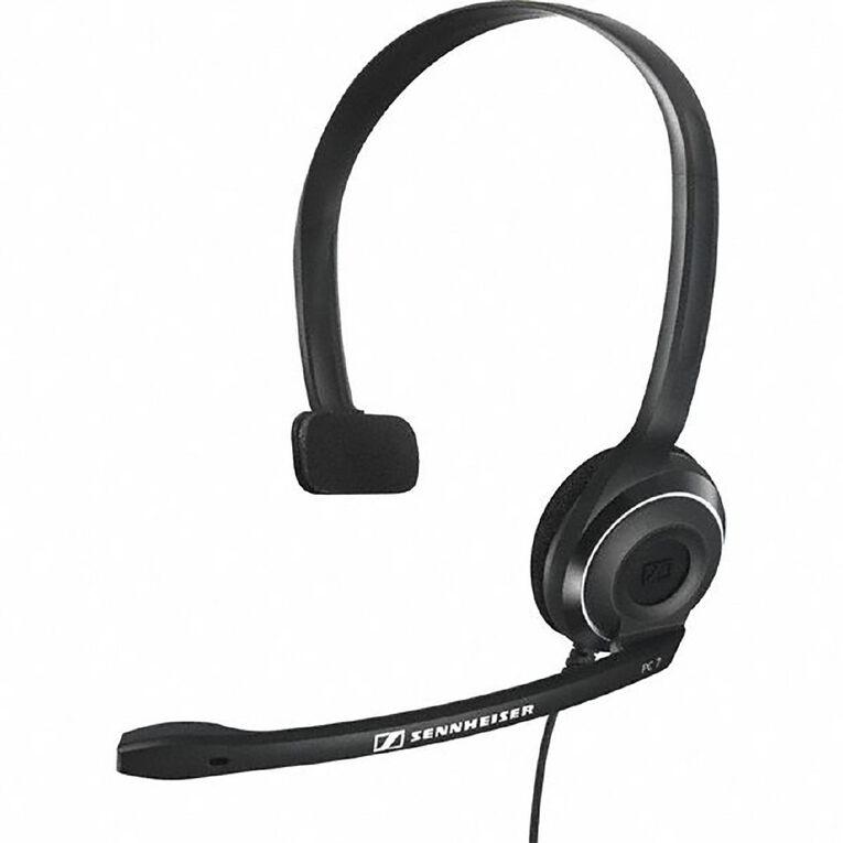Sennheiser PC 7 USB Headset, , hi-res