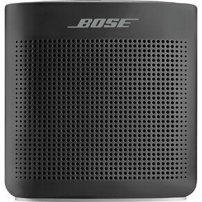 Bose SoundLink® Colour Bluetooth Speaker II - Soft Black