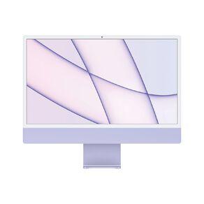 Apple iMac (4.5K Retina, 24-inch, 2021) 256GB, 8-Core GPU - Purple