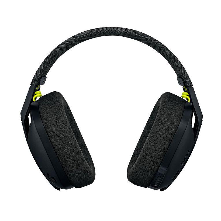 Logitech G435 LIGHTSPEED Wireless Gaming Headset - Black, , hi-res