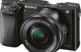 Sony A6000LB Mirrorless with 16-50mm Lens